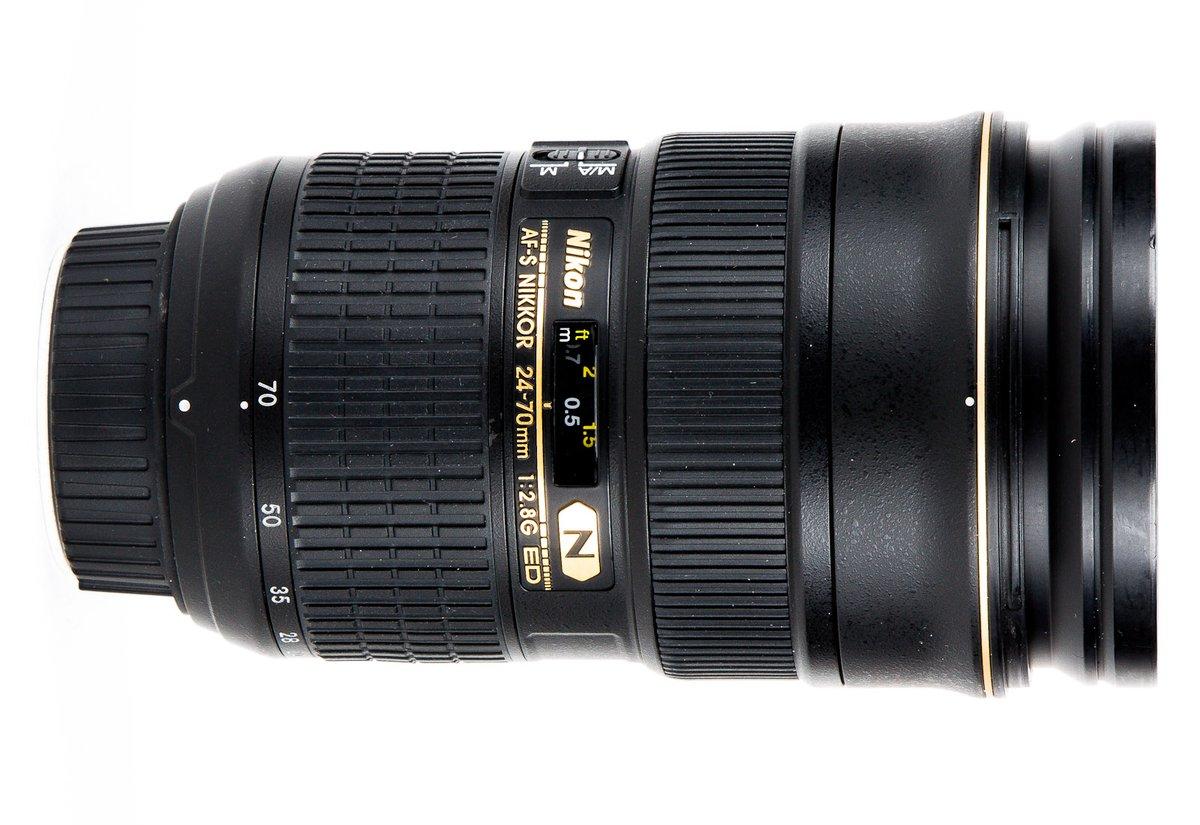 Nikon 24-70 Lens