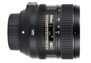 Nikon 24-85 f/3.5-4.5G AF-S ED VR