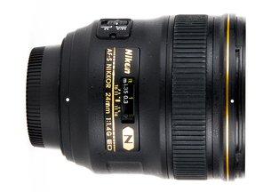 Nikon 24 f/1.4G AF-S ED