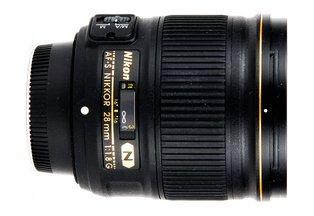 Nikon 28 f/1.8G AF-S