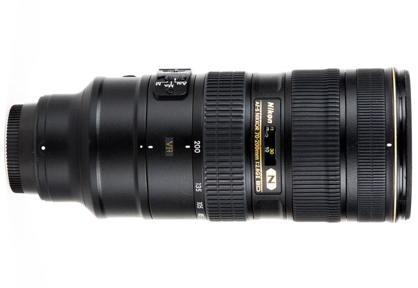 Nikon 70-200 f/2.8 VR II