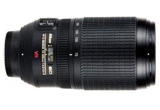 Nikon 70-300 f/4.5-5.6G AF-S IF-ED VR
