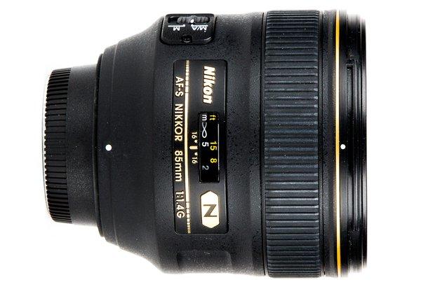 Nikon 85 f/1.4G
