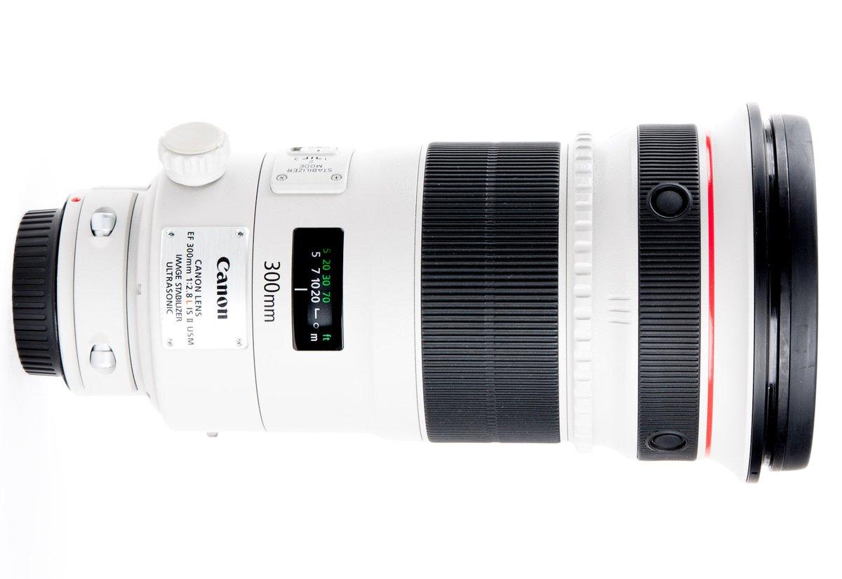 Canon 300 f/2.8 II