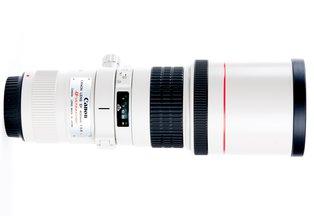Canon 400 f/5.6L