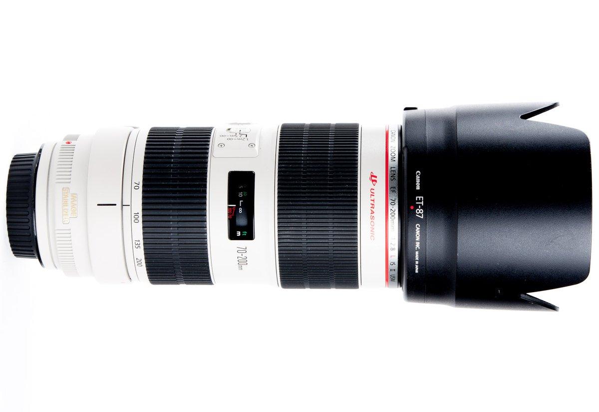 Canon 70-200 f/2.8L IS II