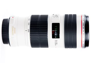 Canon 70-200 f/4L IS