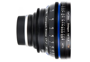 Zeiss 18 T3.6 CP2 Compact Prime EF-mount