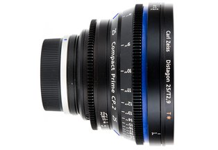 Zeiss 25 T2.9 CP2 Compact Prime Cine Lens EF Mount