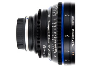 Zeiss 28 T2.1 CP2 Compact Prime EF-mount
