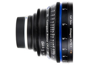 Zeiss 35 T2.1 CP2 Compact Prime Cine Lens EF Mount