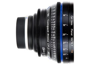 Zeiss Compact Prime CP.2 50mm T2.1 (EF)