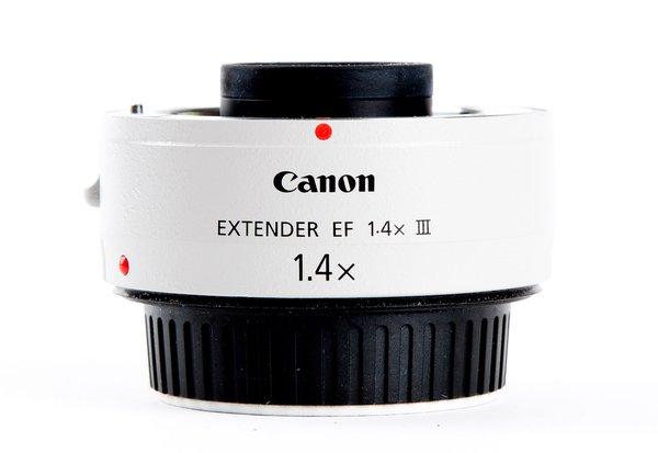 Canon 1.4 extender