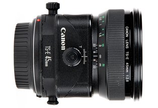 Canon 45 f/2.8 TS-E Tilt Shift