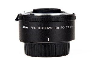 Nikon 1.7x TC II Extender