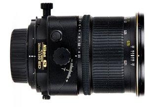 Nikon 24mm f/3.5D PC-E
