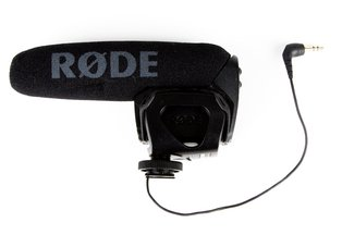 Rode VideoMic Pro Shotgun On-Camera Microphone