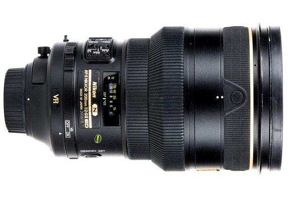 Nikon 200 f/2