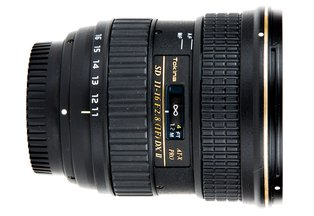 Tokina 11-16 f/2.8 II for Nikon DX