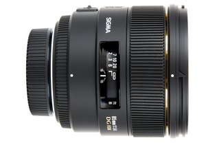 Sigma 85 f/1.4 EX DG HSM for Canon EF