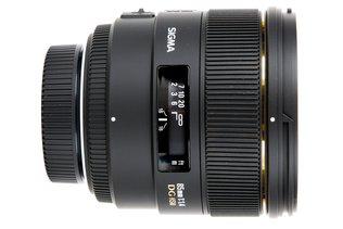 Sigma 85 f/1.4 EX DG HSM for Nikon