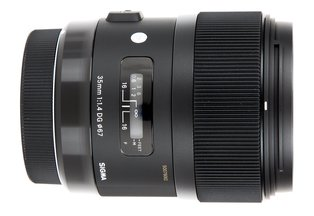 Sigma 35 f/1.4 DG HSM Art for Nikon