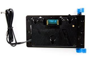 Anton Bauer Battery Plate for Black Magic Cinema & 4K Production Camera