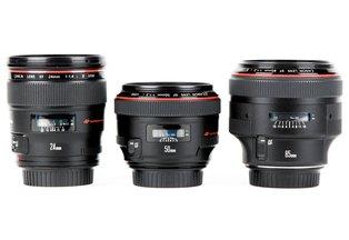 Canon Three Prime Kit