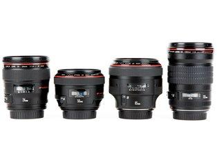 Canon Four Prime Kit