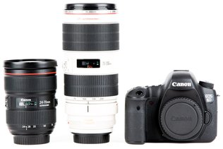 Canon 6D Mark II Two Zoom Kit