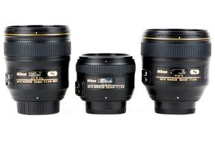 Nikon Three Prime Kit