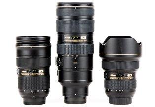Nikon Three Zoom Kit
