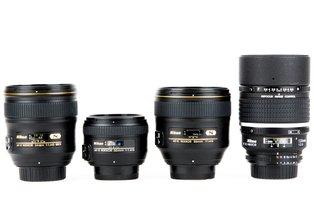 Nikon Four Prime Kit