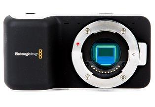 BlackMagic Pocket Cinema Camera MFT