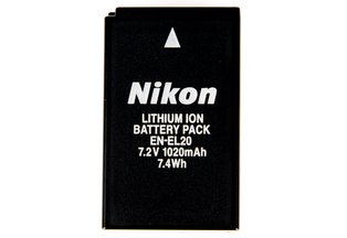 Nikon EN-EL20 Battery for BMPC
