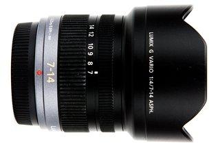Panasonic G Vario 7-14 f/4.0 ASPH MFT
