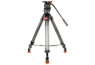 Sachtler FSB 6 Carbon Fiber Tripod Legs & Head