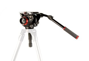 Manfrotto 504HD 75mm Ball Video Head