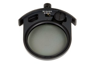 Nikon CPL1L Drop-in Circular Polarizing Filter