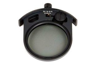 Nikon C-PL1L Drop-In Polarizing Filter