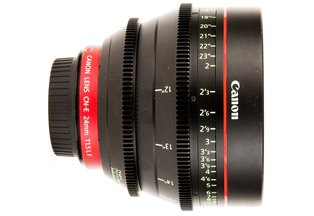 Canon 24 T1.5 CN-E L F Cine Lens