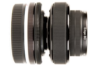 Lensbaby Composer Pro with Edge 80 Optic for Nikon
