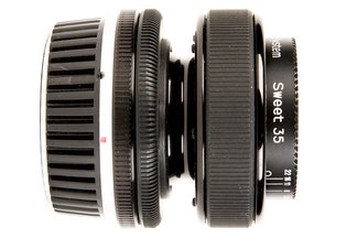 Lensbaby Composer Pro with Sweet 35 for Nikon