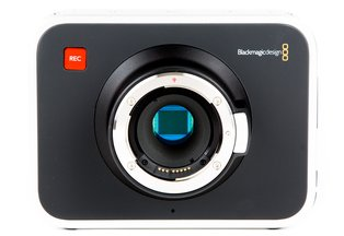 BlackMagic Cinema Camera EF Mount
