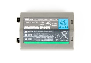 Nikon EN-EL18 Battery for D4 & D4s