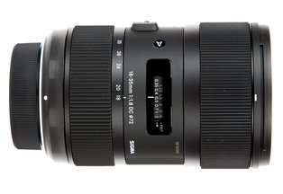 Sigma 18-35 f/1.8 DC for Canon EF-S