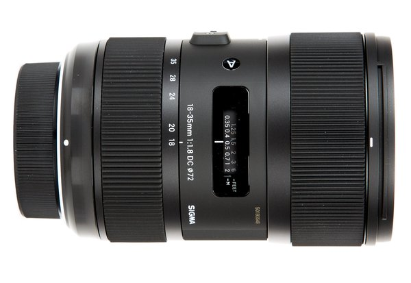 Rent A Sigma 18 35mm F 1 8 Dc Hsm Art For Canon At
