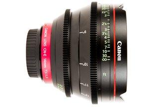 Canon 14 T3.1 CN-E L F Cine Lens