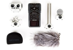 Zoom H6 Portable Digital Audio Recorder