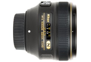 Nikon 58 f/1.4G